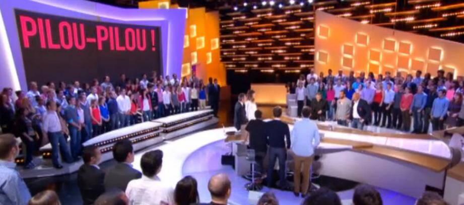 Mourad Boudjellal était l'invité du Grand Journal de Canal +. Il s'est improvisé capo et a lancé le fameux cri de guerre.