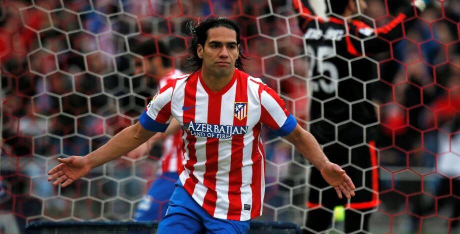 Radamel Falcao bientôt à Monaco?