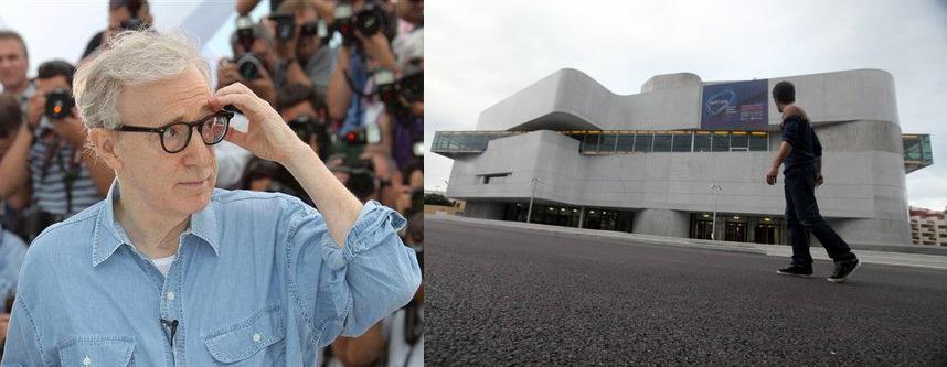 Woody Allen donnera un concert le 21 juillet à Anthéa