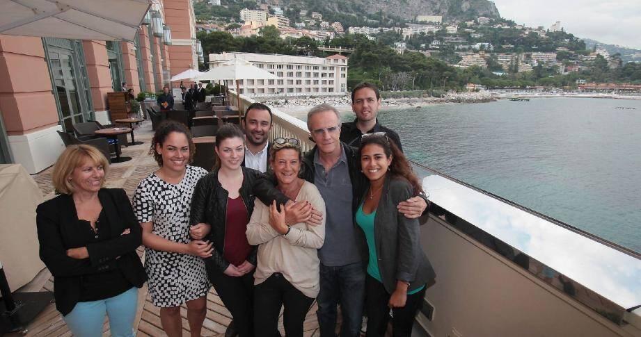 Disponible et très pro, Christophe Lambert a charmé nos sept lecteurs qui lui ont posé leurs questions hier soir à Monaco.