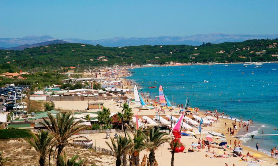 La plage devrait enfin être très fréquentée, maintenant que le beau temps revient !
