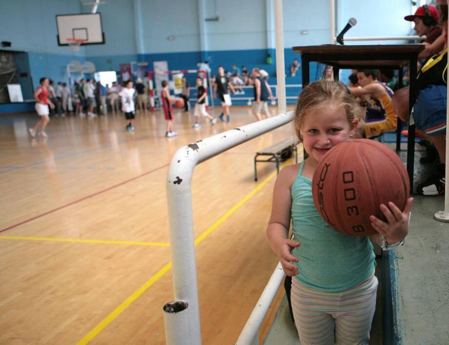 Basket US Grassoise tournoi 2013