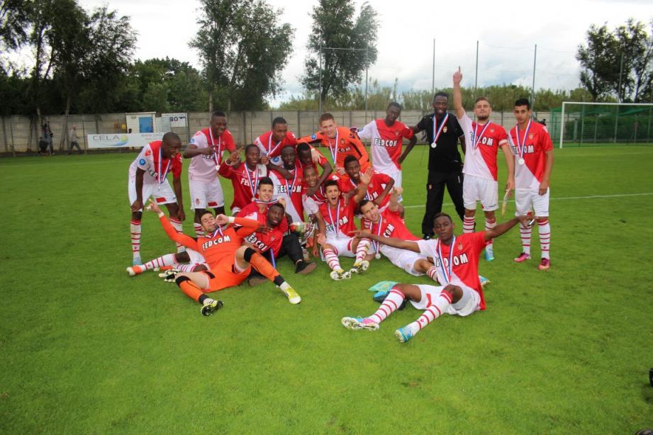 L'AS Monaco est championne de France U19 de football.