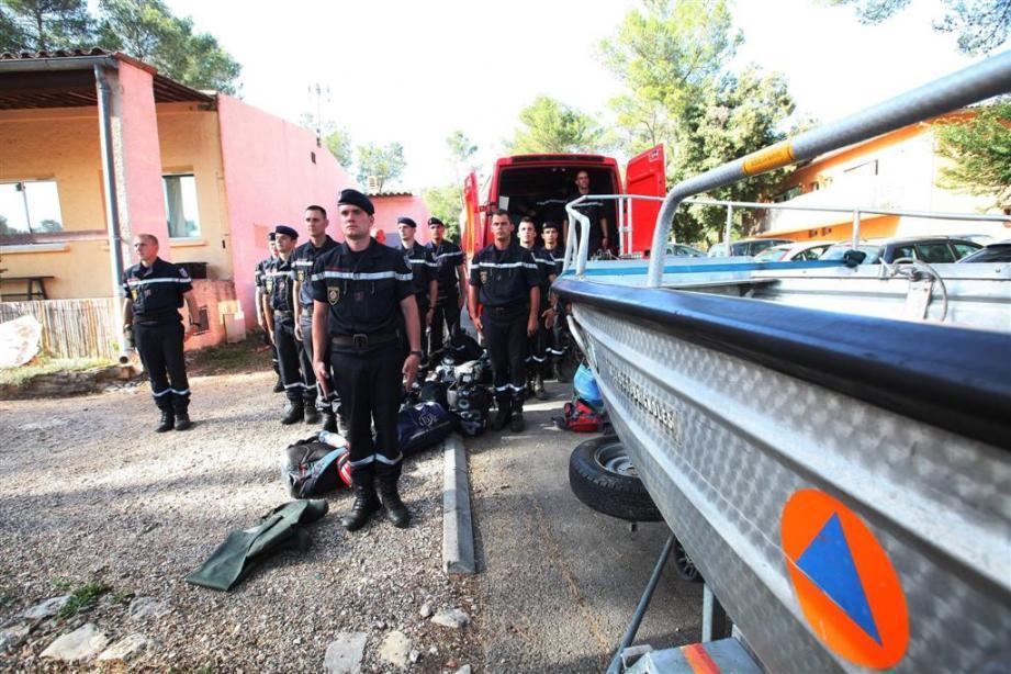 La Sécurité civile de Brignoles en renfort dans les Hautes-Pyrénées