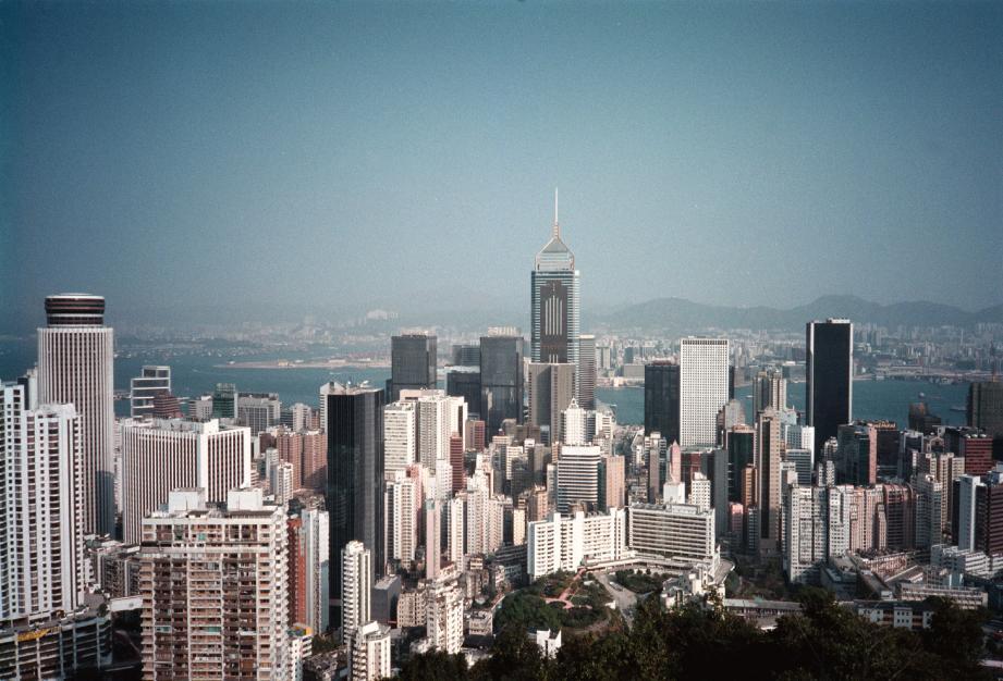 La ville de Hong Kong compte près d'un million de sièges sociaux.