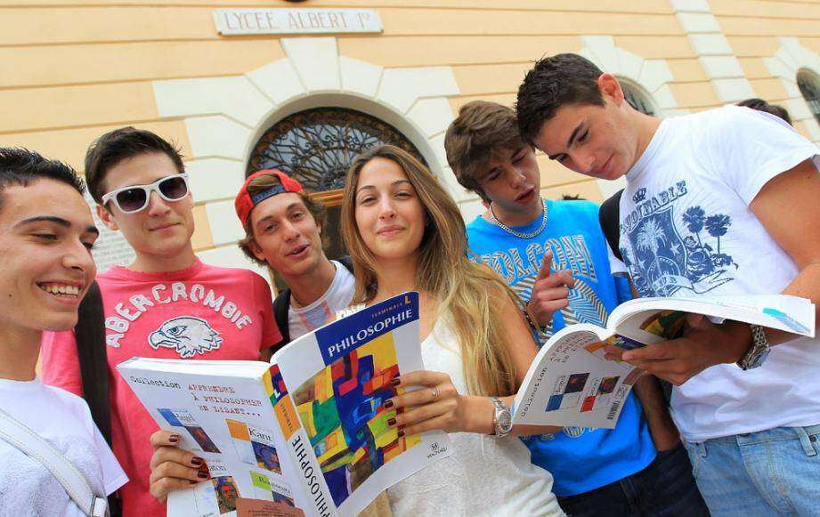 Le lycée Albert-1er, comme chaque année sera l'un des centres d'épreuves pour les élèves de Terminale des établissements monégasques.