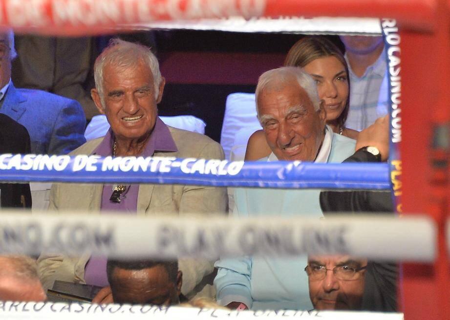 Belmondo Boxe Monaco
