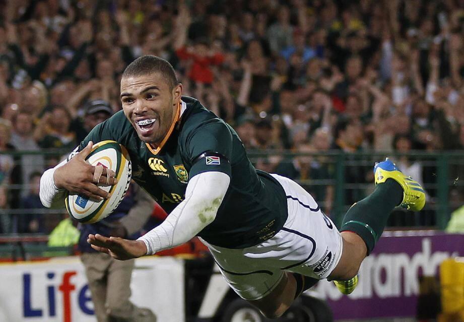 Le meilleur joueur sud-africain 2012 s'apprête à sauter sur Toulon. Le Top 14 va trembler...