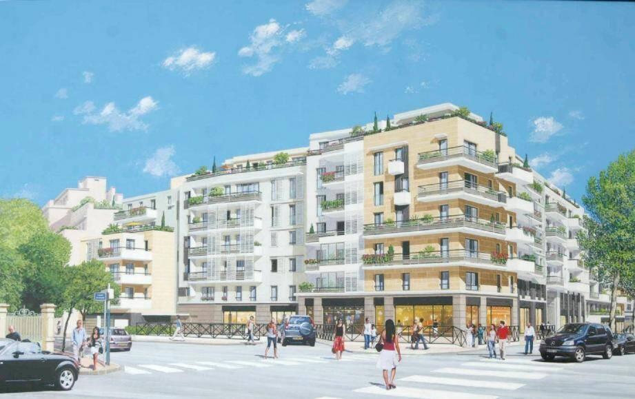 C'est dans cet ensemble immobilier situé boulevard Dugommier à Antibes que le Raphaëlois pensait avoir acheté un logement.