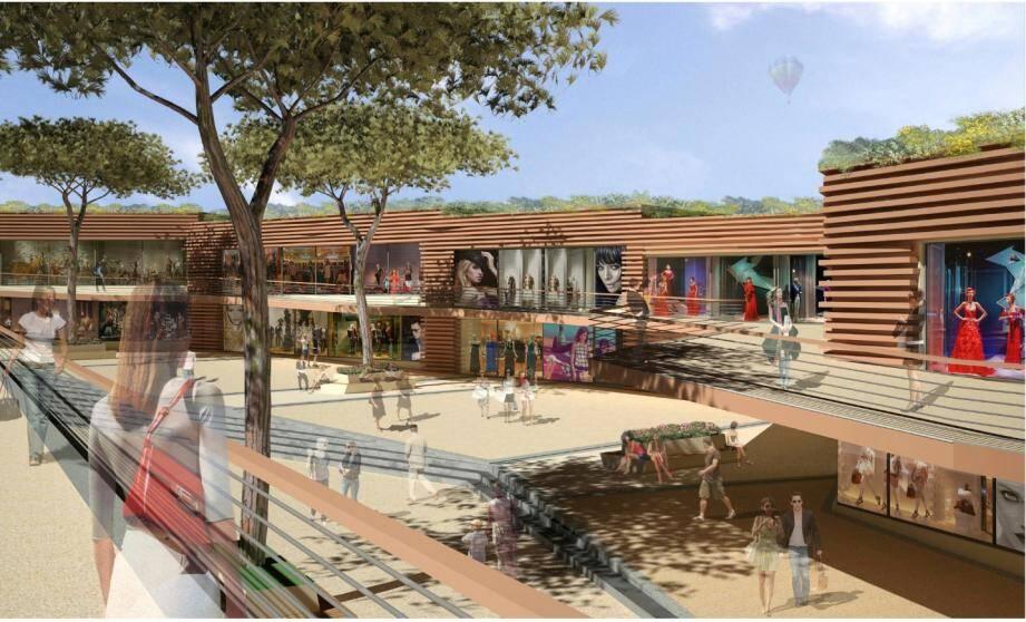 Le projet du Pôle de la mode du Muy est contesté par de nombreux élus.