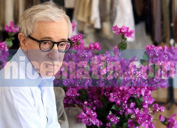 Woody Allen ce vendredi à Nice