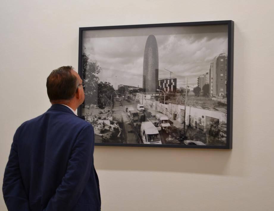 L'exposition du photographe italien Gabriele Basilico est à voir jusqu'au 21 juillet, à l'Hôtel des arts.