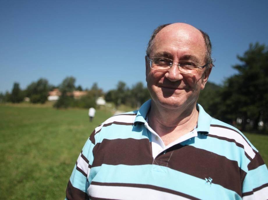 Patrick Magne L'ancien directeur général adjoint de l'ODEL-Var