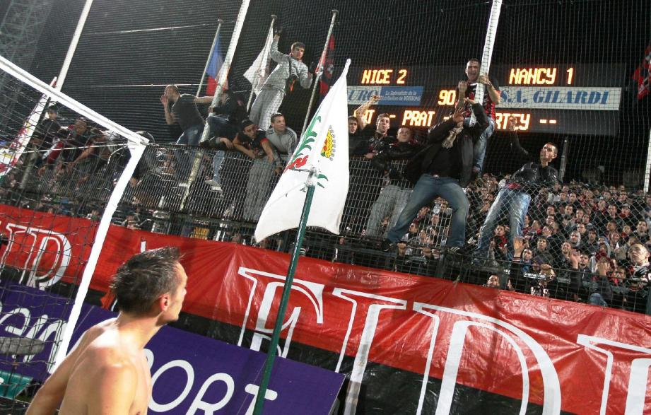 Supporters OGC Nice