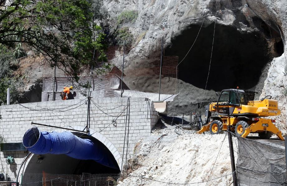 C'est dans deux alvéoles de 12 mètres de largeur que seront installés les transformateurs.