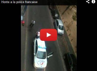 video honte police
