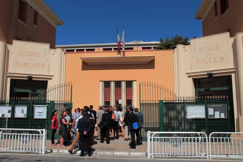 Rénovations et restructurations étaient au programme, jeudi 29 août, de la tournée des écoles conclue par la visite de l'école Jean-Marie-Hyvert