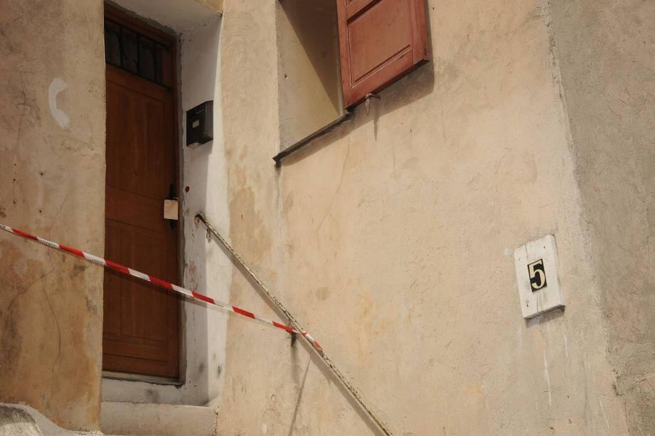 C'est dans cet appartement de 40 m² que Philippe Héricotte a été égorgé.