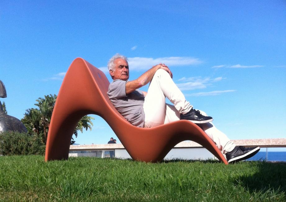 Michel Redolfi surfe sur la planète « son ».