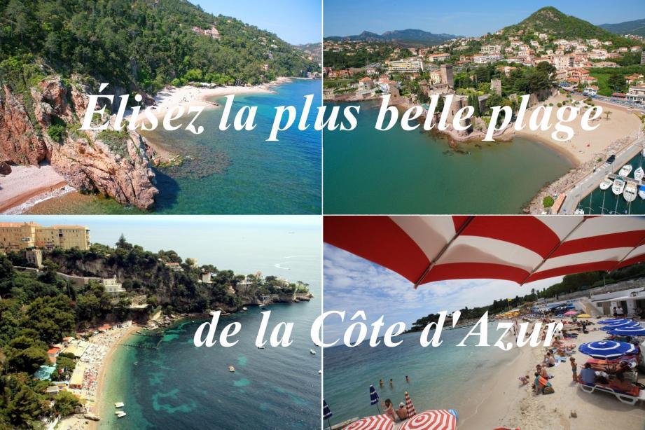 Plage_Election_Côte d'Azur