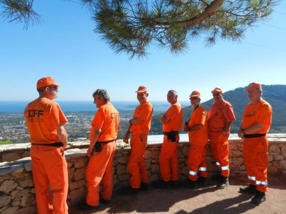 Les bénévoles sont intervenus sur trois départs de feu cet été.