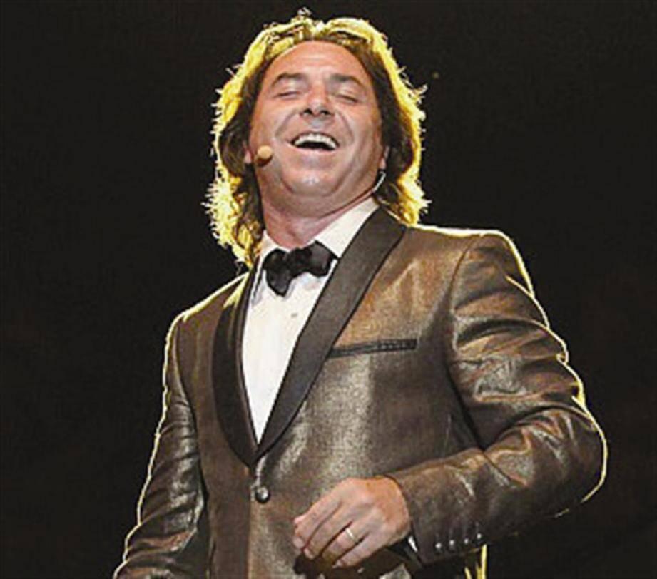 Le ténor franco-italien est en concert, ce samedi soir, au Sporting d'été de Monaco.