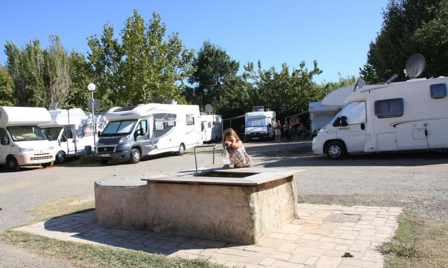 camping St Trop