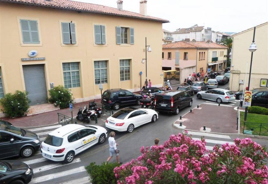 Embouteillage Golfe St-Tropez