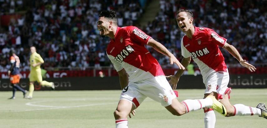 Rivière, trois buts au compteur dimanche contre Montpellier.
