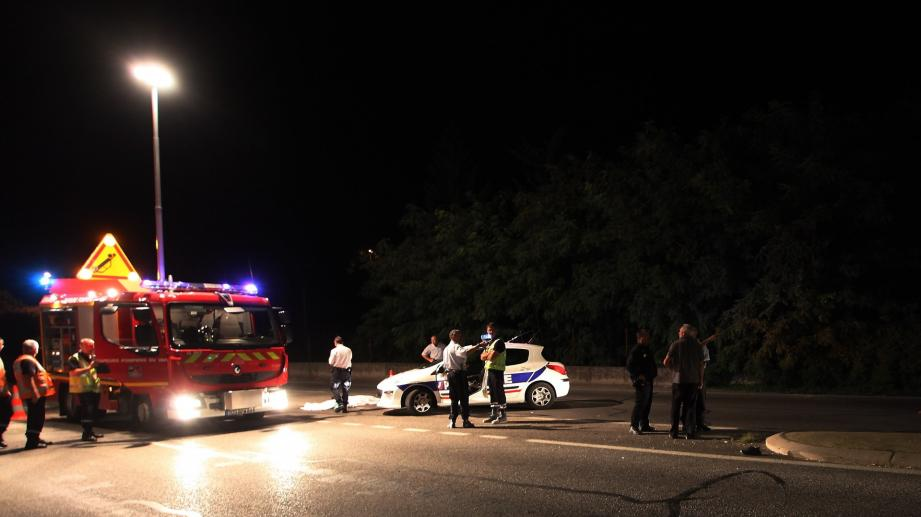 Deux jeunes sont morts renversés par un chauffard à Trans-en-Provence