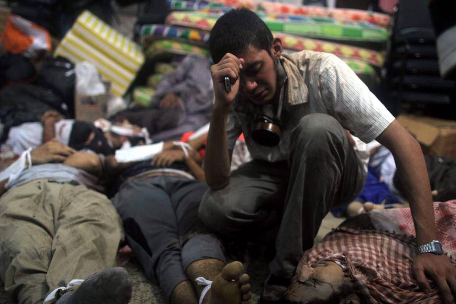 morsi massacre egypte