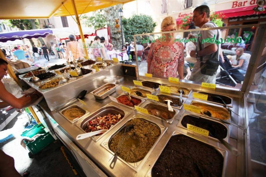 marché Figanières