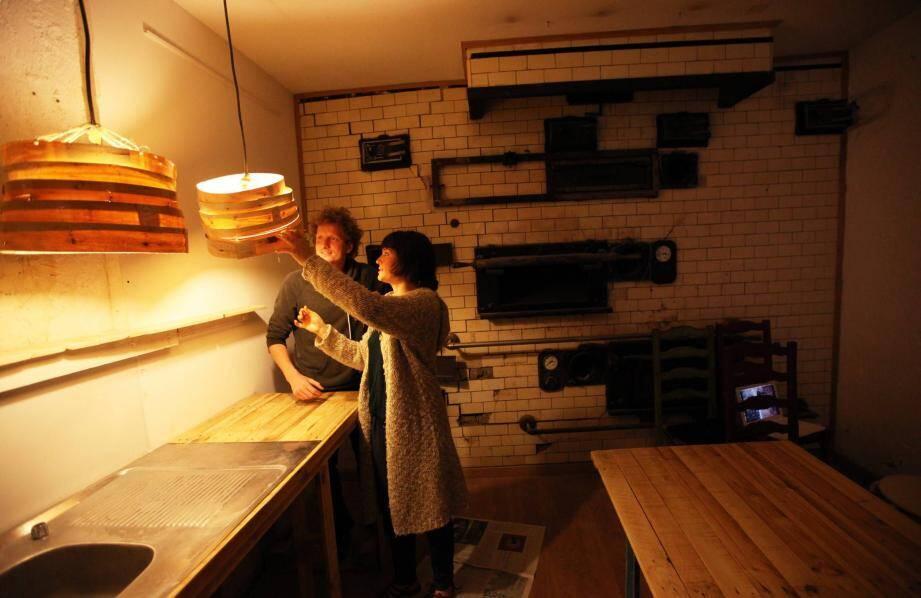 Trois mois après son ouverture, l'auberge de Clara et Bjorn est déjà primée pour son originalité.