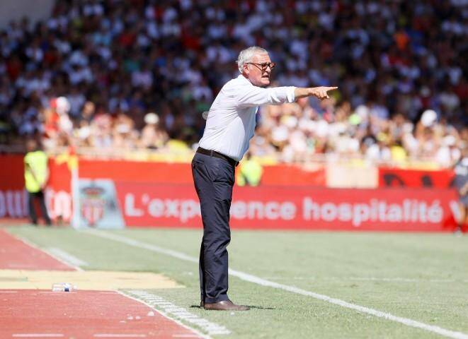 """Claudio Ranieri estime le début de saison de ses hommes """"parfait""""."""