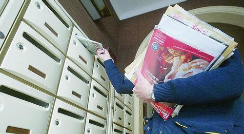 Courrier problemes la poste