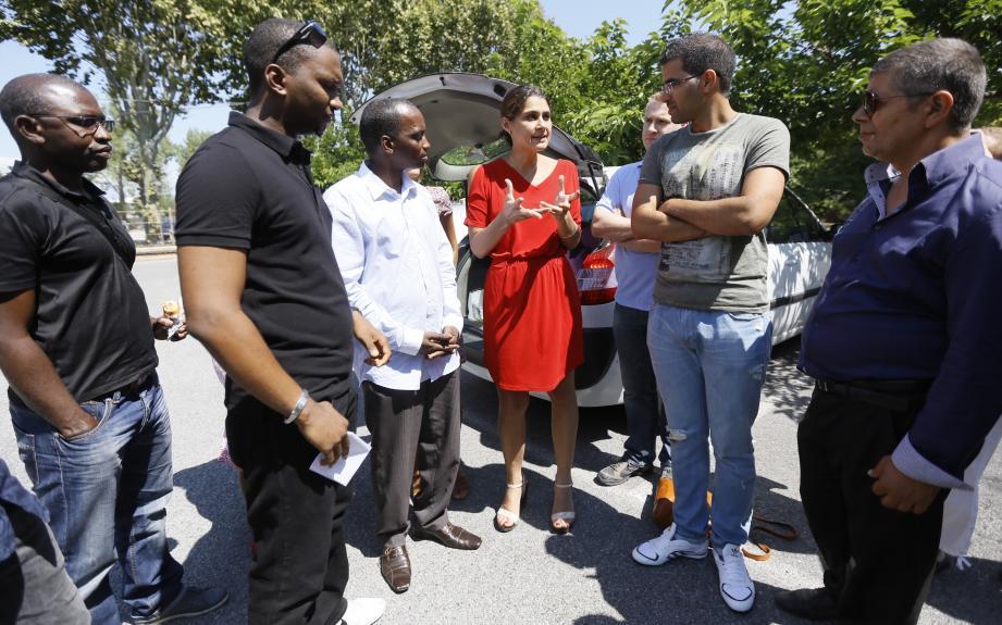 C'est essentiellement à Antibes que SOS Racisme a concentré ses opérations de testing.