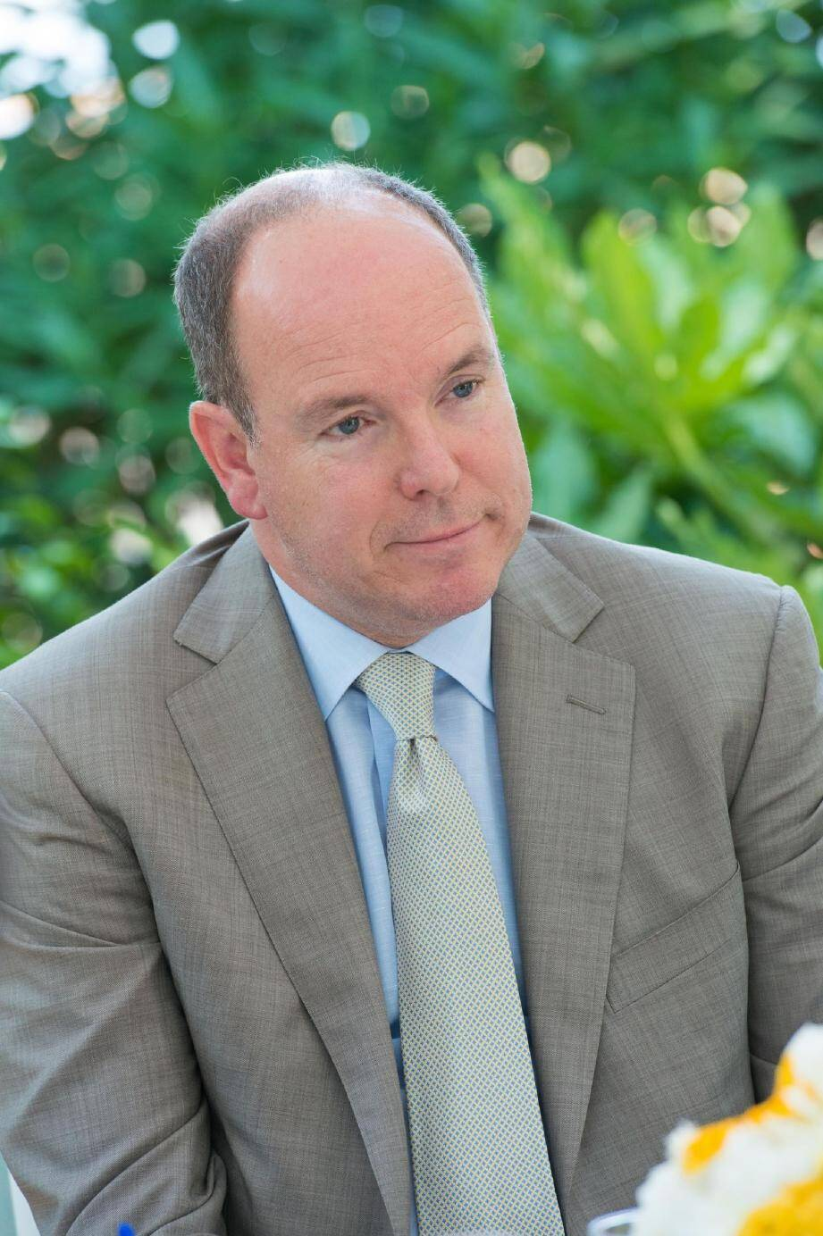 Le prince Albert II a confirmé l'augmentation de capital de la SBM.