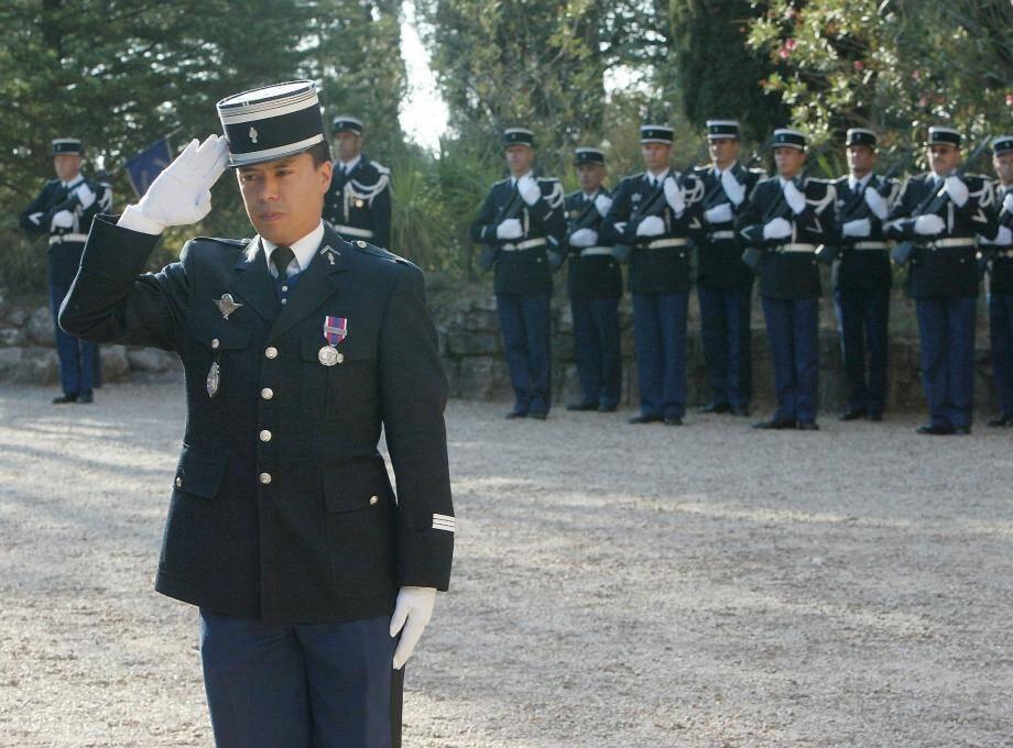 Le capitaine François Levan a été en poste à Bastia et à Fréjus où il aurait reproduit les mêmes méthodes de « travail ».(Archives Nice-Matin)