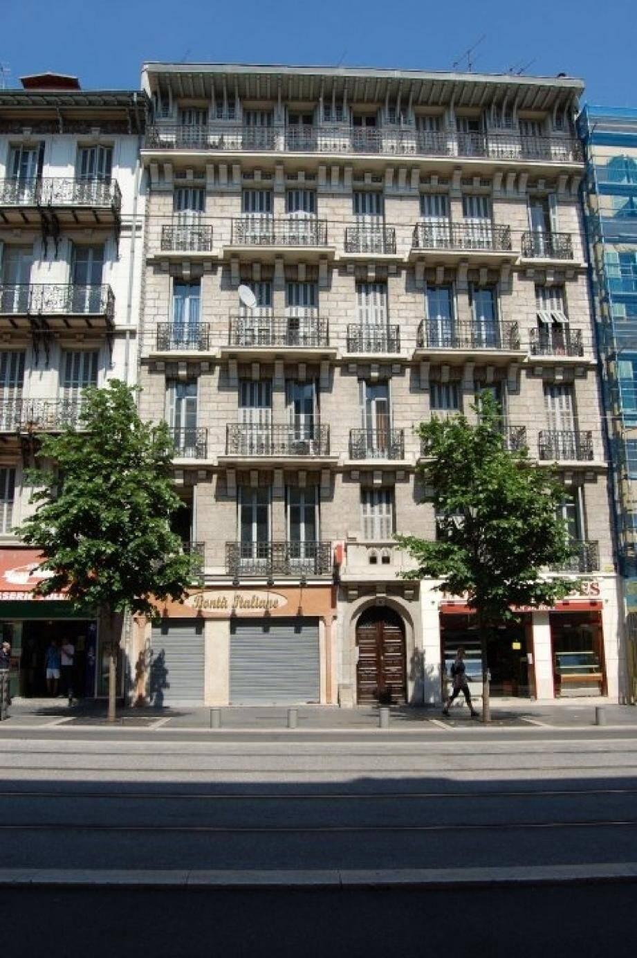 Créée en 2003 la maison du bonheur permet à des familles de séjourner dans la capitale azuréenne quand des enfants sont hospitalisés à Nice.