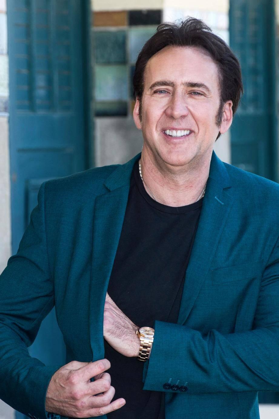 Dans son nouveau film Joe, Nicolas Cage nous livre une de ses meilleures interprétations. (Photopqr/EPA/Etienne Laurent)