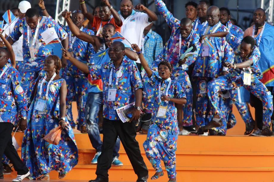 Sept basketteuses de la délégation congolaise ont disparu alors qu'elles étaient participantes aux Jeux de la Francophonie. Les agents sportifs sont pointés du doigt.
