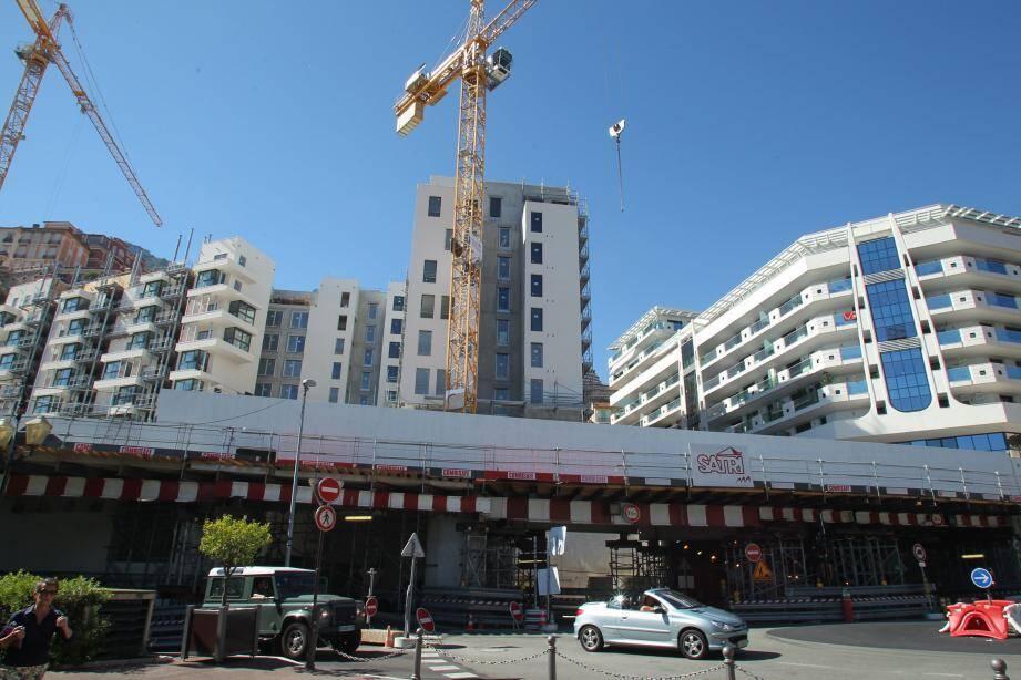 Les logements seront livrés en janvier 2014.