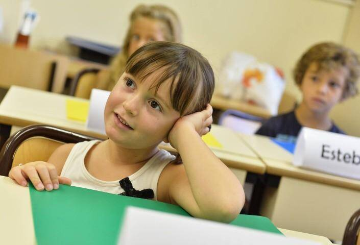 C'était la rentrée lundi matin pour 5.884 écoliers, collégiens et lycéens de la Principauté.