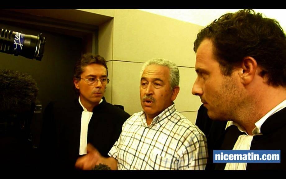 """Le bijoutier qui a tué un braqueur mercredi à Nice: """"Je regrette qu'il soit mort mais c'est lui qui a décidé de faire ça…"""""""