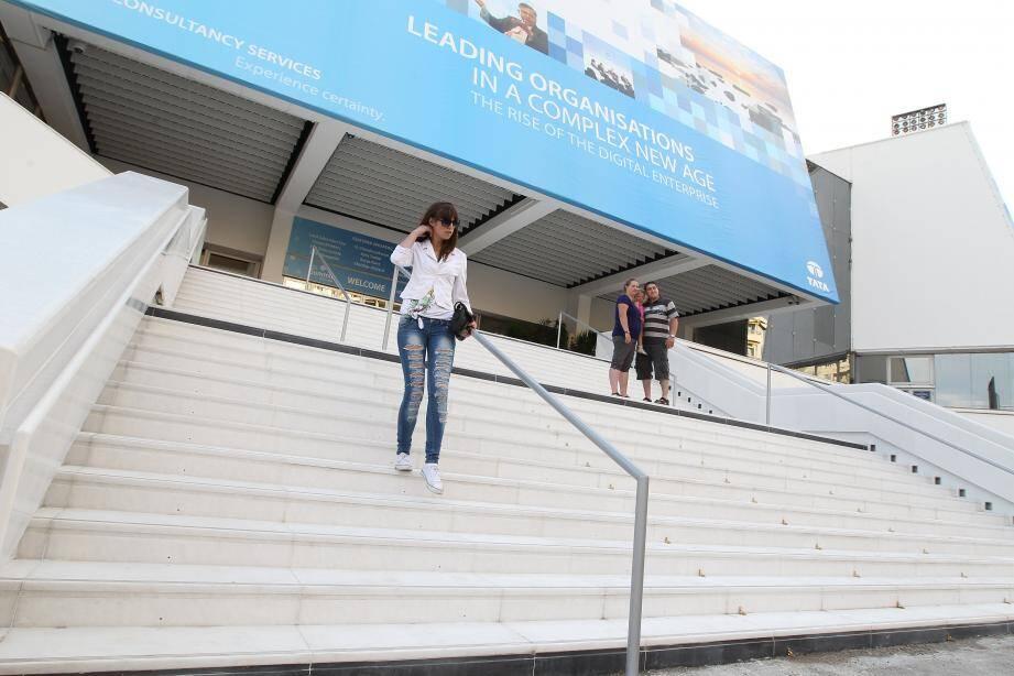 Marches Palais Cannes