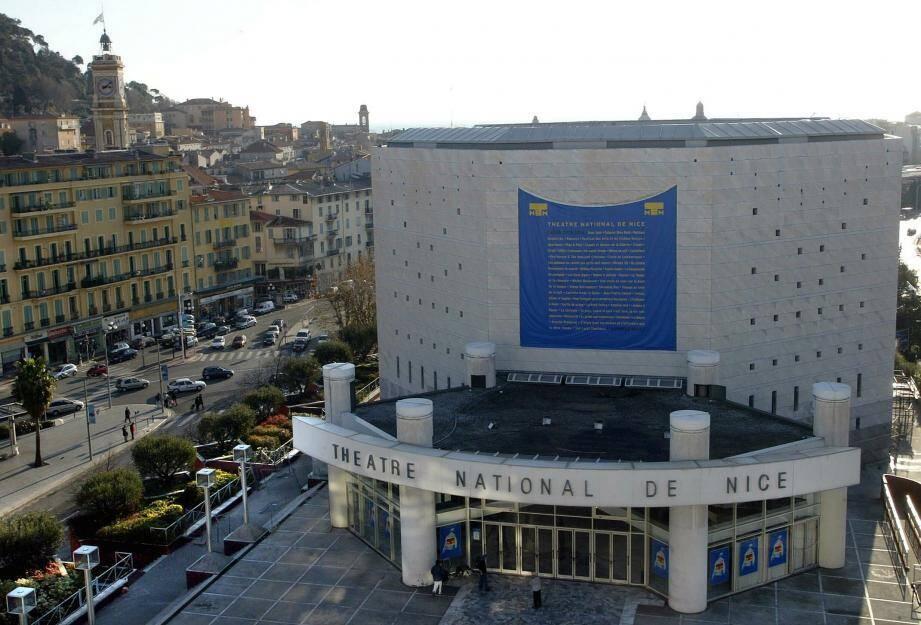 Le théâtre national de Nice