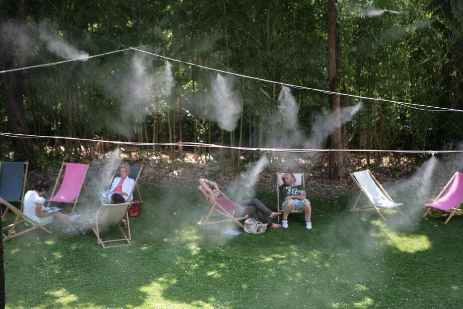 La fréquentation des siestes parfumées a battu cet été des records.
