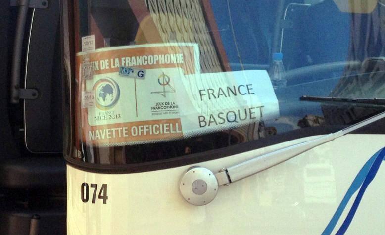 Les épreuves d'orthographe ne sont visiblement pas au programme des Jeux de la Francophonie...
