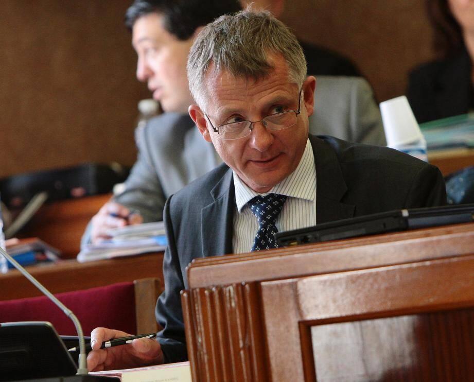 Benoit Kandel