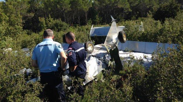 Un accident d'ULM s'est produit mardi matin sur l'aérodrome du Castellet